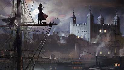 Creed Syndicate Female Character Wallpapers 1080 2560