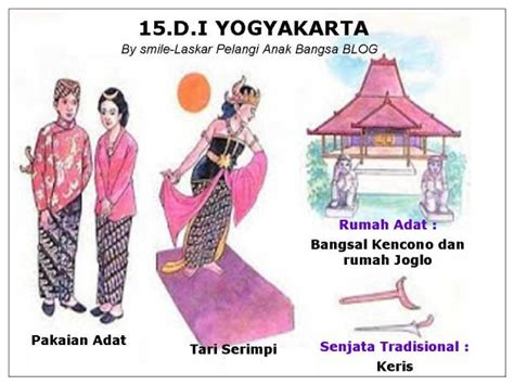 catatan provinsi   indonesia budaya nusantara
