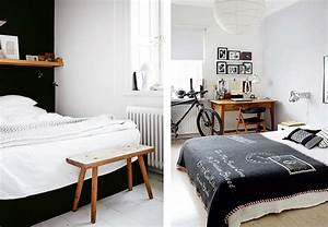 excellent chambre style scandinave ado with chambre style With nice meubles blancs style bord de mer 9 deco ethnique bleu
