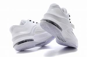 Cheap Nike KD 7 (VII) Custom All White/Black For Sale ...