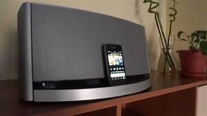 Bose Sounddock 10 Test