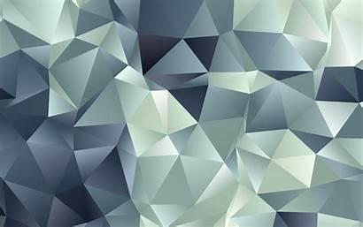 Poly Geometric Abstract Gray Low Sfondo Polygon