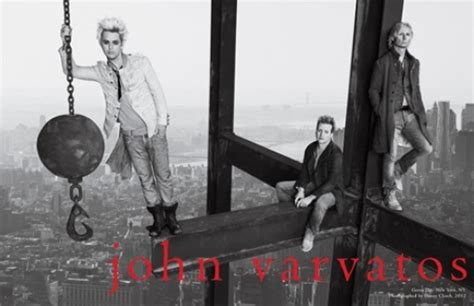 john varvatos launches  collection campaign featuring