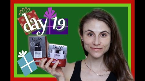 Olay Regenerist Review Vlogmas Day 19 Dr Dray  Youtube