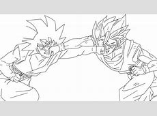 And White Ssj2 Images Black Goku 3