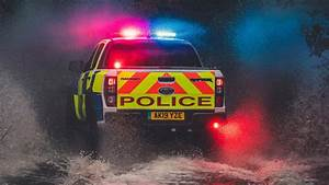 Ford, Ranger, Raptor, Police, 2019, 4k, 2, Wallpaper