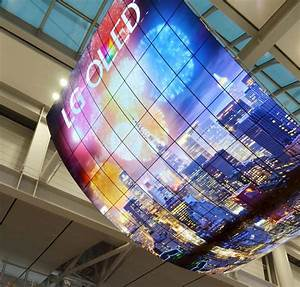 LG Shows Of The World's Largest OLED Display - Geeky Gadgets