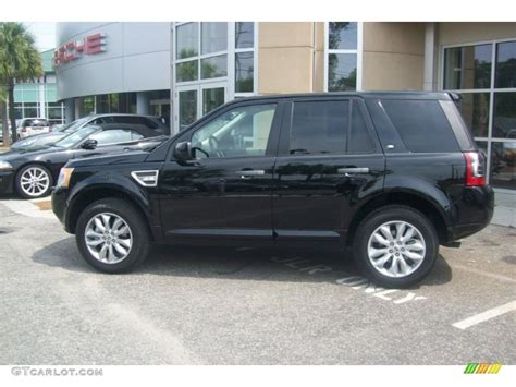 2011 Santorini Black Metallic Land Rover Lr2 Hse #50649101