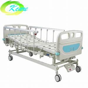 China Professional Cheap Manual Hospital Bed  Medical Bed