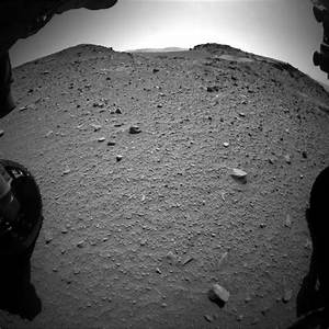 NASA Curiosity Rover Spotted UFO Orb Near Levitating ...