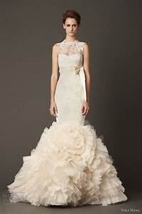 vera wang overlay mermaid dress bridal trends pinterest With mermaid wedding dresses vera wang