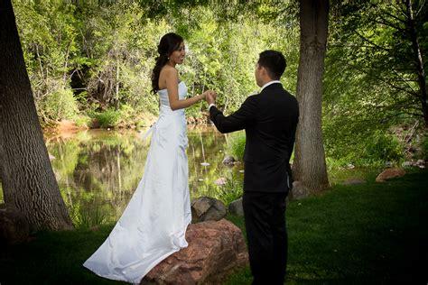 Los Abrigados Wedding-Latawnya Sedona Wedding Photographer
