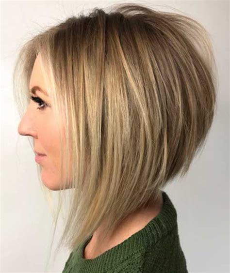 60 Best Short Angled Bob Hairstyles 2019 Bob Hairstyles