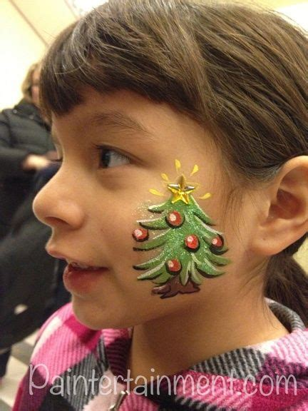 google christmas makeup tree painting search paint painting