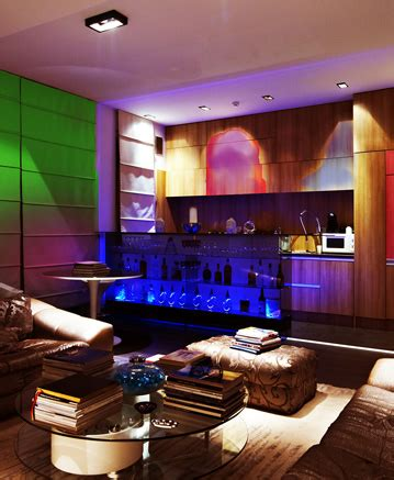 Led Lights For Room Controlled By Phone by Smart Led Lights For Living Room Lights With