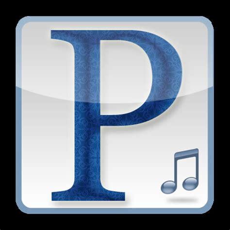 pandora  large icon  pandora    radio  flickr