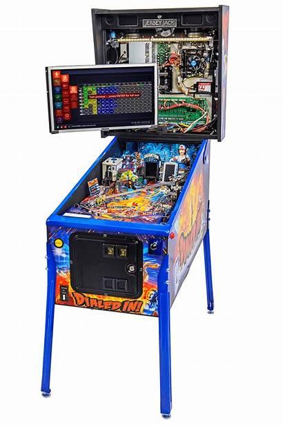 Pinball Dialed Backbox Games Limited Edition Jersey