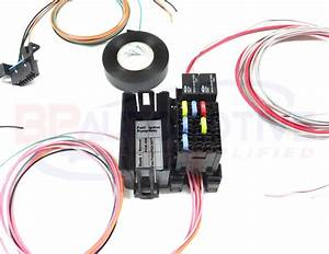 Ls Swap Wire Harness Fuse Block Stand Alone Wiring Harness