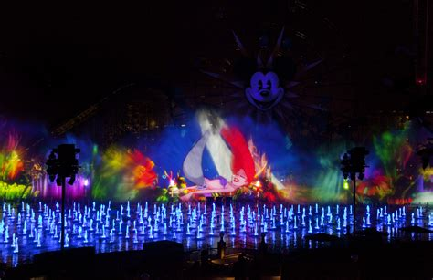 disneyland colors 10 things you never knew about world of color at disney