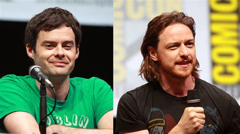 'It: Chapter Two' Adds James McAvoy and Bill Hader to the ...