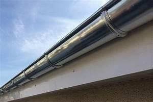 Comment changer une gouttiere for Type de toiture maison 6 comment changer une gouttiare