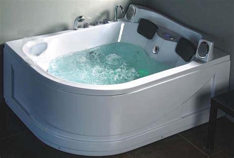 corner spa bathtub lcs luxury shower room