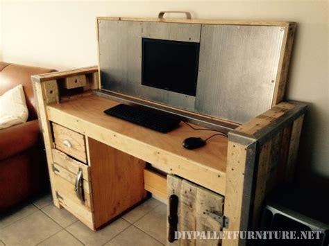 auchan pc de bureau 17 meilleures idées à propos de meuble ordinateur sur meuble pour ordinateur meuble