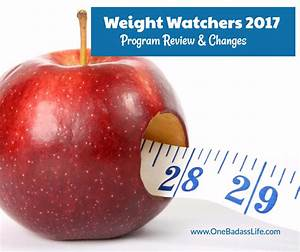 Punkte Berechnen Weight Watchers 2016 : weight watchers 2017 program changes and review ~ Themetempest.com Abrechnung