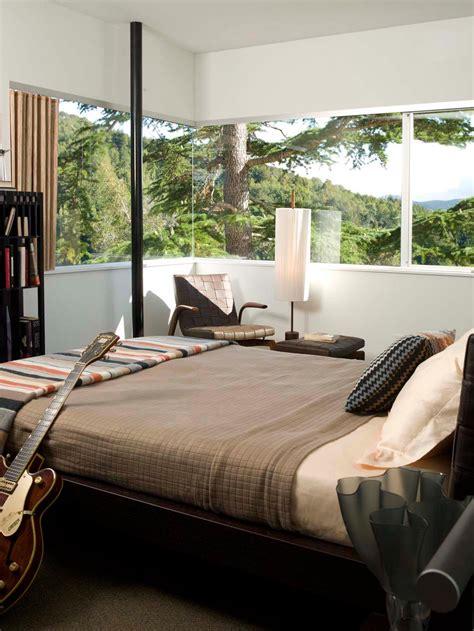 decoration chambre homme déco chambre à coucher au design créatif élégant et
