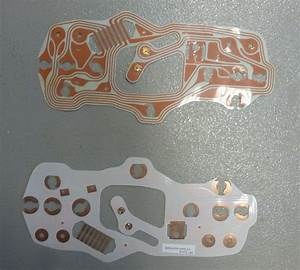 1979 Ford Bronco And F Series Truck Printed Circuit Board  Light