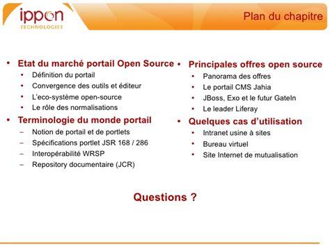bureau virtuel cms seminaire portail open source