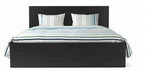 Lit Double Ikea : flekke tagesbettgestell 2 schubladen wei pinterest avec et tete de lit ikea malm blanc 32 ~ Teatrodelosmanantiales.com Idées de Décoration