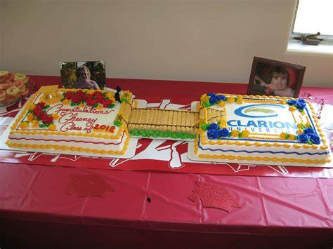 graduation cakebridge  high school  college