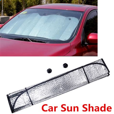 1 pcs foldable auto front rear windshield car window