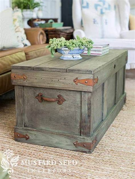 See the best designs and discover your favorites! 25 Best DIY Farmhouse Coffee Table Ideas and Designs for 2020