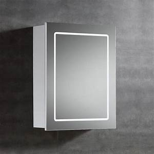 OVE Decors 20 in W x 25 in H x 6 in D Surface-Mount LED