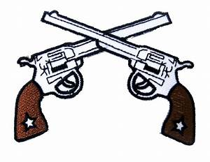 Crossed Revolver Clip Art | www.imgkid.com - The Image Kid ...