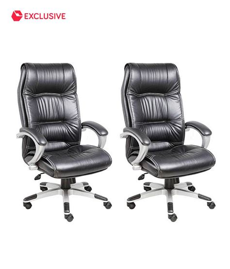 buy 1 high back executive leatherette office chair get 1
