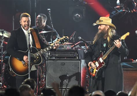 Can Justin Timberlake And Chris Stapleton Recreate That