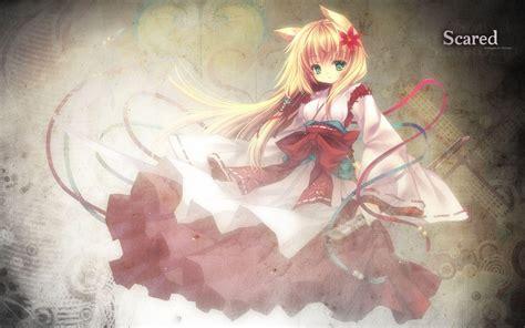 Anime Kitsune Wallpaper - kitsune wallpapers wallpaper cave