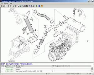 Linde Fork Lift Truck Spare Parts   Repair 2014