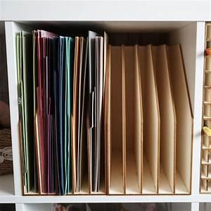Boxen Zum Verstauen : die besten 25 papieraufbewahrung ideen auf pinterest einklebebuchpapier speicher m sli ~ Markanthonyermac.com Haus und Dekorationen