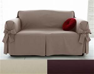 housses fauteuil et canapes a larges nouettes becquet With tapis bébé avec housses de fauteuils et canapés