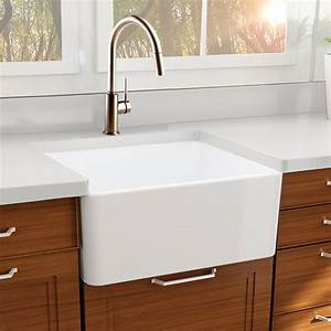 cape collection 203939 w 303939 w farmhouse fireclay sink With 27 inch farmhouse sink white
