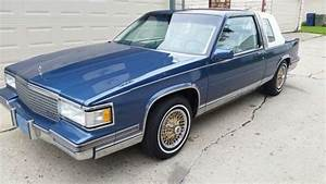 Find Used 1988 Cadillac Coupe Deville In Milwaukee