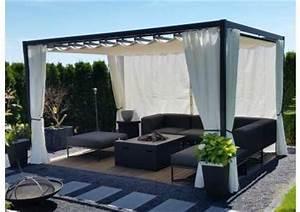 Pavillon Mit Faltdach : pavillon mood 300x400 cm mit ipe holzboden unosider unosider ~ Whattoseeinmadrid.com Haus und Dekorationen