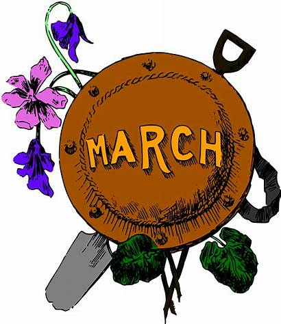 March Clipart Month Thanksgiving Months Seuss Feast