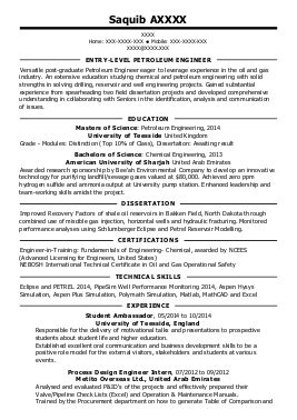 Directional Drilling Engineer Resume by Mechanical Engineer Resume Sle Mechanical Free Engine Image For User Manual