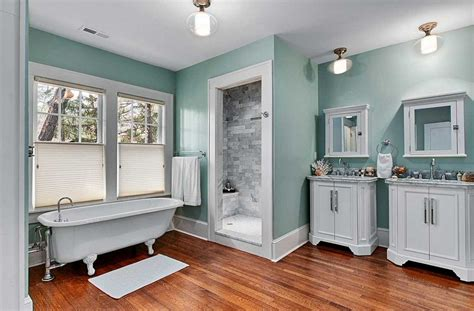 Paint Ideas For Bathroom by Cool Bathroom Paint Ideas For Your Sweet Home Pertaining