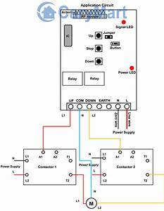 Winch Contactor Wiring Diagram